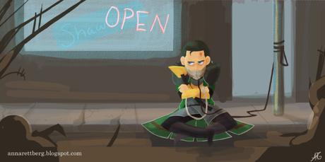 ¿Dónde está Loki?