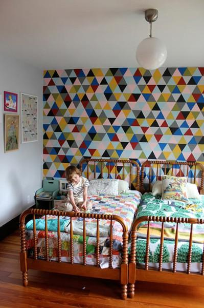 Ronda de habitaciones infantiles