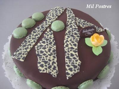 Tarta Sacher para cumpleaños