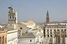 Écija, la sartén de Andalucía