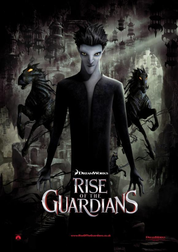 Posters e imágenes de Spider-Man, Dark Knight Rises,La huesped,Knight of Cups,Life of Pi, Rise of the Guardians y más