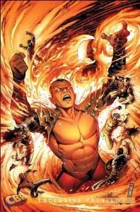 [Spoiler] Portada de Avengers Vs. X-Men Nº 8