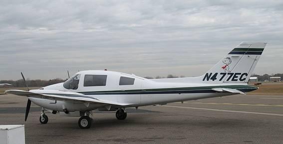 Avión Beagle  B.206