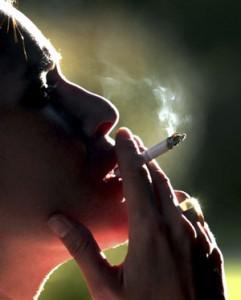 Cancer de piel en mujeres relacionado con fumar