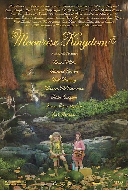 Crítica de cine: Moonrise Kingdom