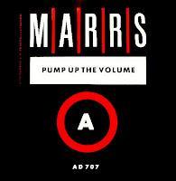 M.A.R.R.S - PUMP UP THE VOLUME