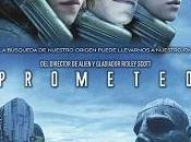Spoilers Prometeo