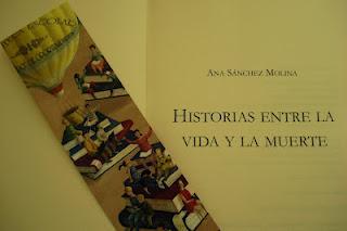 'Historias entre la vida y la muerte', de Ana Sánchez Molina