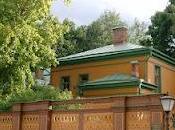 Donde habitan sueños. largo paseo Moscú, hasta casa Tolstoi