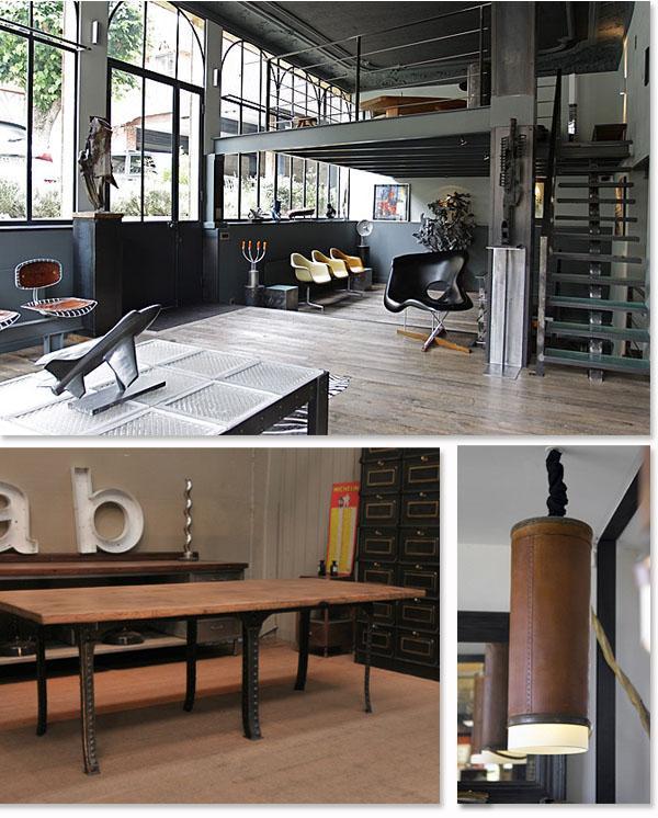 Decoracion loft industrial for Decoracion industrial
