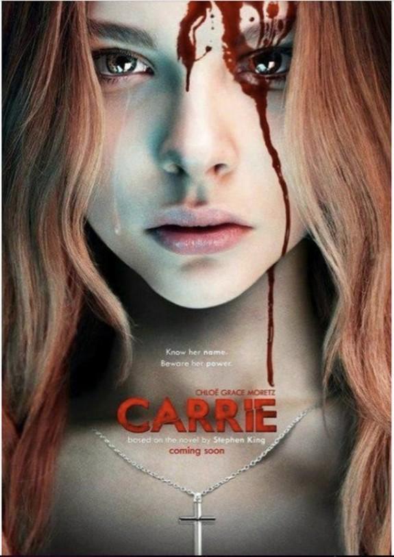 'Carrie' de Stephen King, tiene nuevo remake
