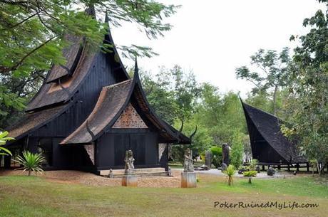Templo Negro Chiang Rai Chiang Rai: Templo Negro, Templo Blanco.