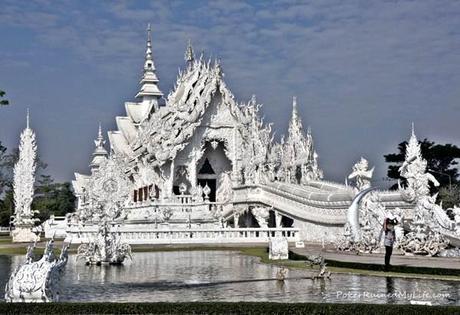 Templo Blanco Chiang Rai: Templo Negro, Templo Blanco.