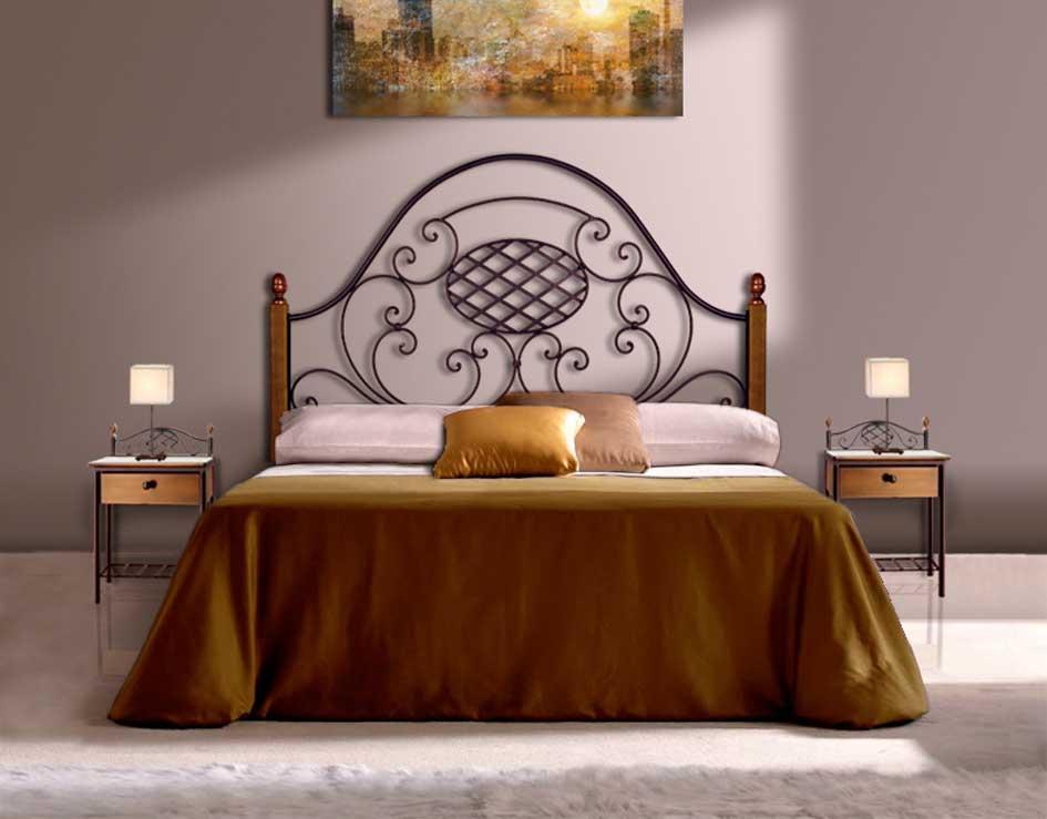 Forjando glamour i paperblog - Muebles de forja y madera ...