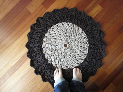 circular de unos 80 cm de diametro que os parece