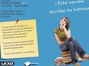Plataforma Caixa convocan concurso literatura para jóvenes