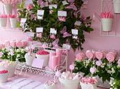 buffet jardín chuches rosas