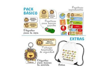 pack campamento Funchoices