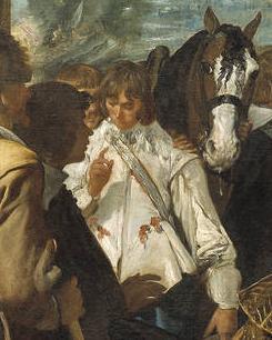 La rendición de Breda, 1635, de Velázquez