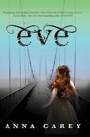 Portada revelada: Rise (Eve #3) de Anna Carey