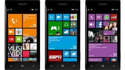 Microsoft presenta Windows Phone 8