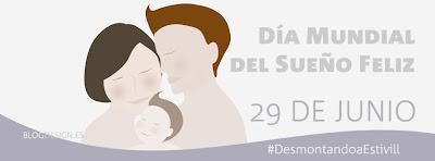 Día Mundial del Sueño Feliz - Desmontando a Estivill