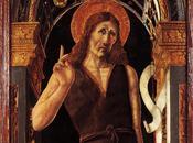 junio: solemnidad Natividad Juan Bautista