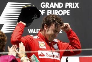Fórmula 1. GP de Valencia. Exhibición de remontadas.