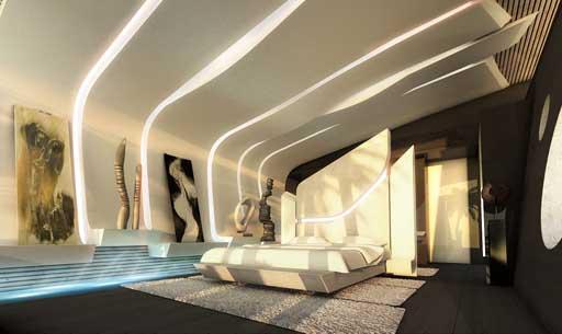 Nuevo proyecto de interiorismo para un hotel en phuket for Diseno de habitacion de hotel
