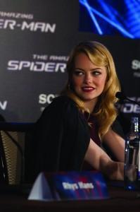 [Cine]-The Amazing Spiderman:Rueda de prensa