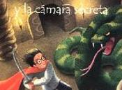 Harry Potter cámara secreta J.K. Rowling