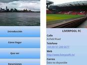Wanderlust Guides para dispositivos Android traen guías offline Liverpool