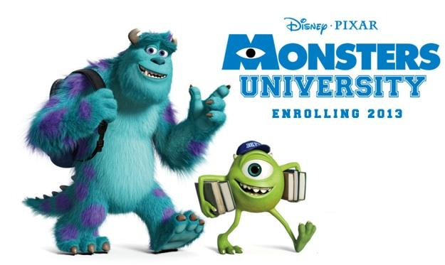 Lo nuevo de Disney: Ralph El Demoledor y Monsters University