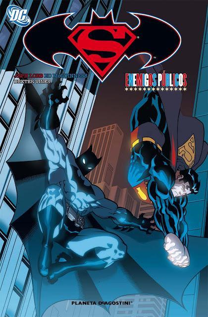 Mie.27, 7:00pm Presentación de cómic SUPERMAN / BATMAN: ENEMIGOS ...