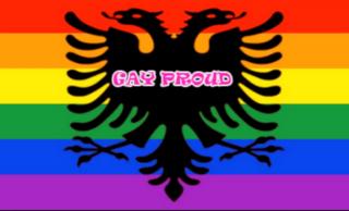 El colectivo LGTB de Albania se visibilizó en el Festival de la Diversidad