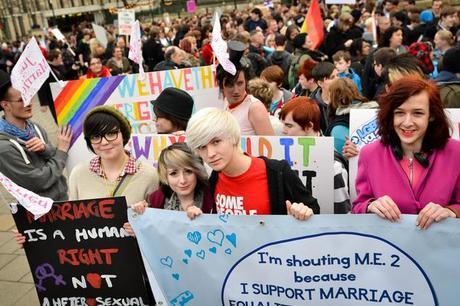 El gobierno escocés podría presentar una ley de matrimonio igualitario en dos semanas
