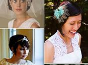 Novias pelo corto/ Short hair brides