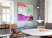 Decorar paredes colores flúor