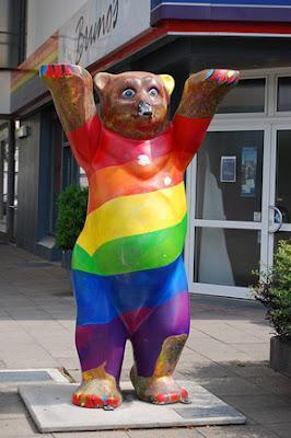 Más de medio millón de personas participaron en la celebración del Orgullo LGTB de Berlín