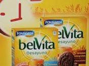 Galletas Belvita para desayuno