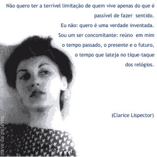 Notas sobre el arte de escribir, por Clarice Lispector