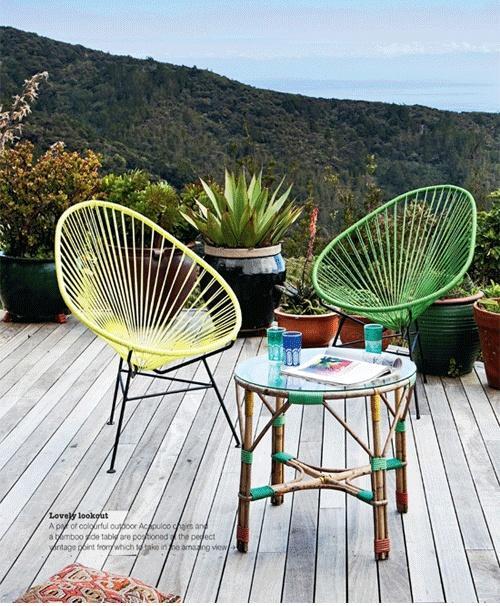 La silla acapulco est m s de moda que nunca paperblog for Silla acapulco