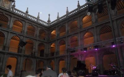 La RUAH con Universijazz Alcalá 2012