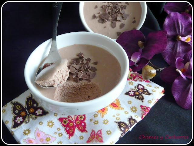 Mousse de Philadelphia de Chocolate