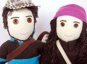 pareja mini-yo30cm