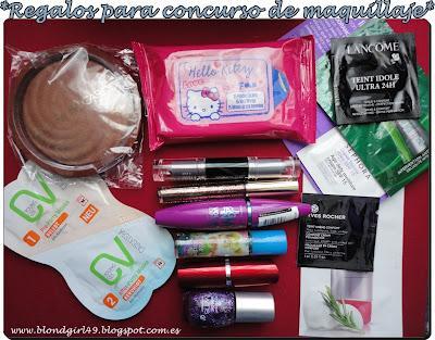 Último día para participar en el concurso de maquillaje
