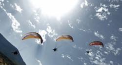 Días de vuelo en la Sierra de Segura