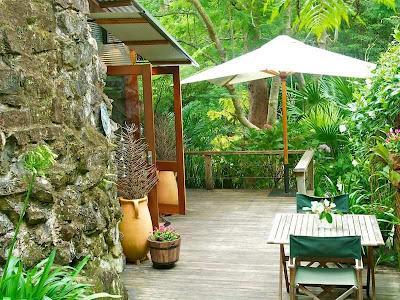 Casa rustica en palm beach australia paperblog - Terrazas de madera rusticas ...