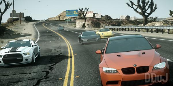 Need for Speed The Run, el más arcade de la saga