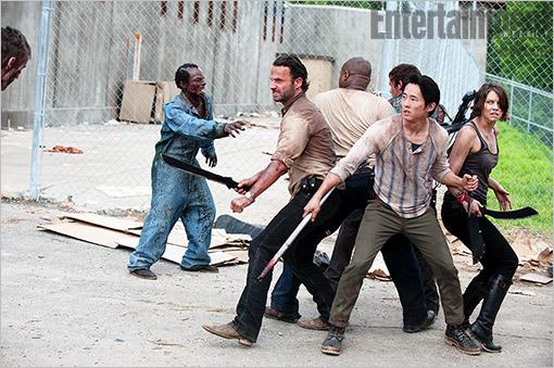 'The Walking Dead': season 3